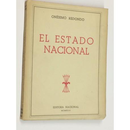 El Estado Nacional.