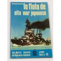 La flota de alta mar japonesa.