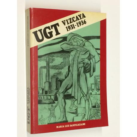 UGT de VIZCAYA 1931 - 1936.