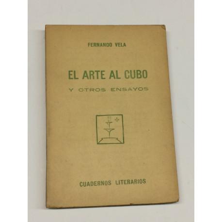 El arte al cubo y otros ensayos.