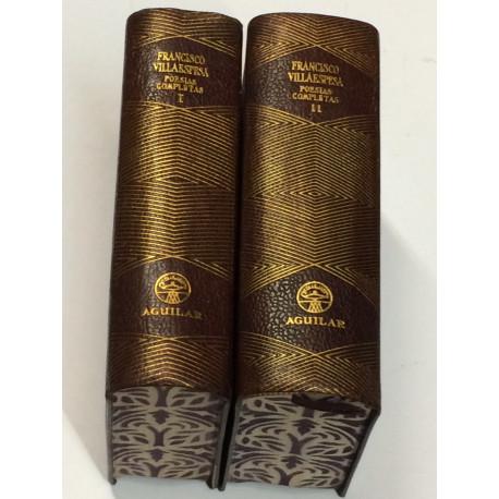 Poesías Completas. Ordenación, prólogo y notas por Federico de Mendizábal.