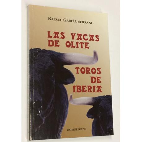 Las vacas de Olite. Toros de Iberia.
