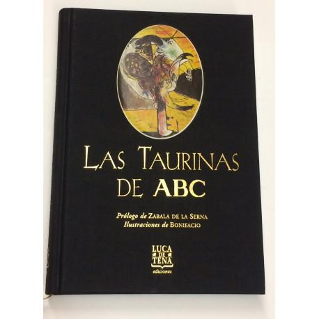 Las taurinas de ABC. Prólogo de Zabala de la Serna.