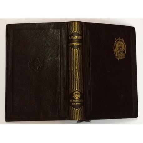 Confesiones. Prólogo, traducción y notas de Lorenzo Riber.