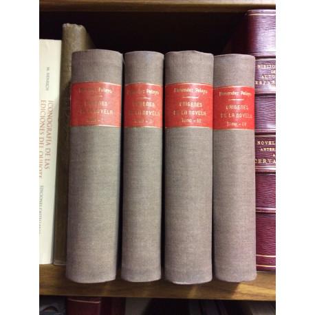 Obras Completas, XIII-XVI: Orígenes de la Novela.
