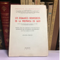 Los romances fronterizos de la provincia de Jaén. Estudio documentado de los mismos a la vista de antecedentes históricos.