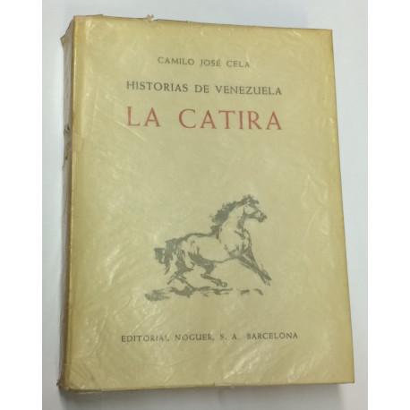 Historias de Venezuela. La Catira.