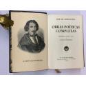 Obras poéticas completas. Recopilación, prólogo y notas de Juan José Domenchina.