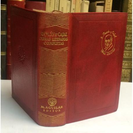 Obras Literarias Completas, con una nota preliminar de F.S.R.
