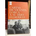 Cartas de Vicenta Lorca a su hijo Federico.