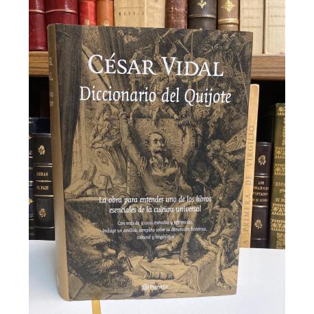 Diccionario del Quijote.