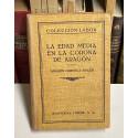 La Edad Media en la corona de Aragón.