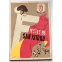 PROGRAMA de las Fiestas de San Isidro. Año 1963.