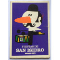PROGRAMA de las Fiestas de San Isidro. Año 1975.