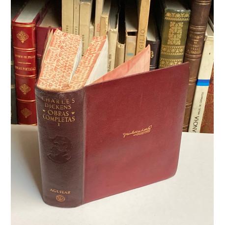 Obras Completas. Tomo I. Traducción, ensayo biográfico y notas de José Méndez Herrera.