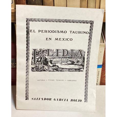 El periodismo taurino en México. Historia, Fichas técnicas, Cabeceras.