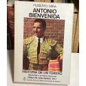 Antonio Bienvenida. Historia de un torero.