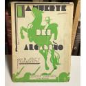 Romance de la muerte de Pepe García, El Algabeño (1937).
