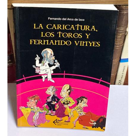 La caricatura, los toros y Fernando Vinyes.
