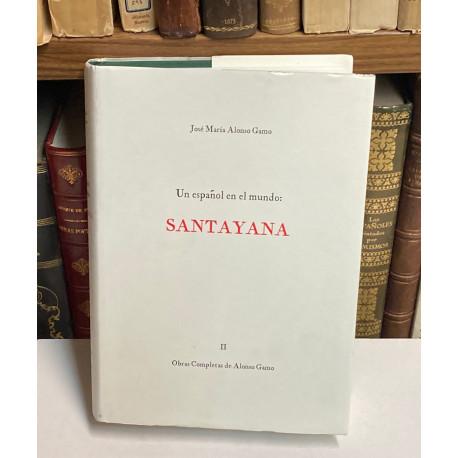 Un español en el mundo: Santayana.