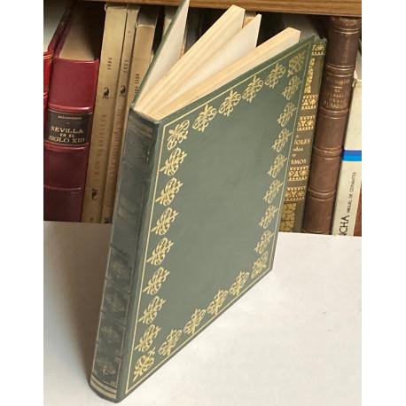 Portadas de la Tauromaquia. Prólogo biográfico de Alcázar de Velasco y Lozano Trotonda.