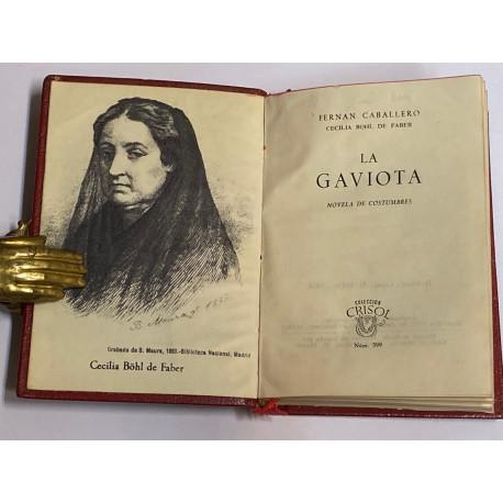 La Gaviota. Novela de costumbres.