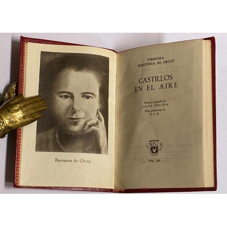 Castillos en el aire. Versión española de Julia Mélida.