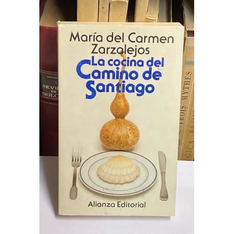 La cocina del Camino de Santiago.
