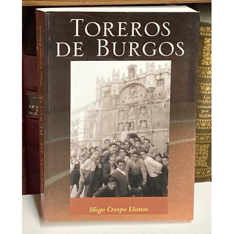 Toreros de Burgos.
