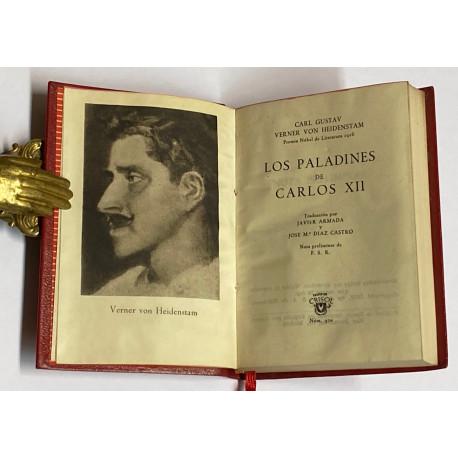 Los paladines de Carlos XII.