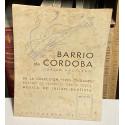 Barrio de Córdoba (tópico nocturno). Poesías de... Música de Julián Bautista. [Texto inédito].