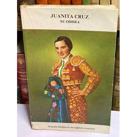 Juanita Cruz. Su odisea.