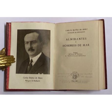 Almirantes y hombres de mar.