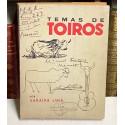 Temas de Toiros, Prefacio de Manuel Augusto García Viñolas.