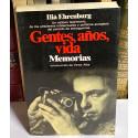 Gentes, Años, Vida. Memorias. Introducción de Víctor Alba.