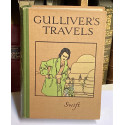 Gulliver's Travels into several remote regions of the world.