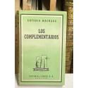 Los complementarios y otras prosas póstumas. Ordenación y nota preliminar de Guillermo de Torre.