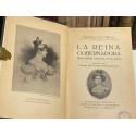 La Reina Gobernadora Doña María Cristian de Borbón. Prólogo del Excmo. Sr. Conde de Romanones.