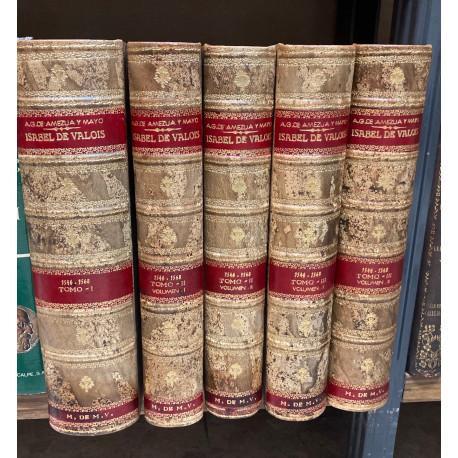 Isabel de Valois Reina de España (1546-1568). Estudio biográfico por…