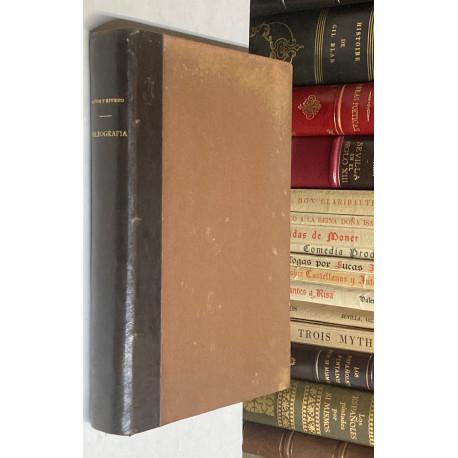 Paleografía Visigoda. Método teoórico-practico para aprender a leer los códices y documentos españoles de los siglos V al XII.