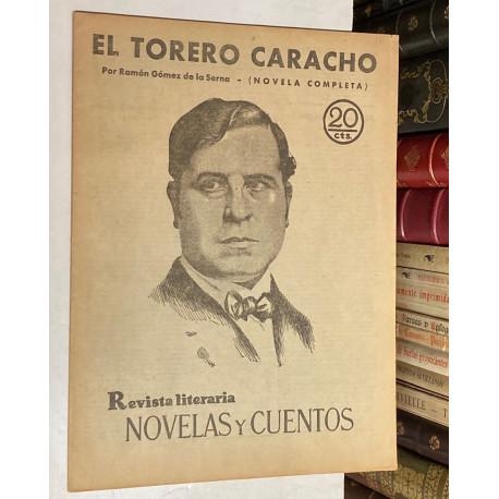 El torero Caracho. (Novela Completa).