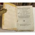 Ejercicios Espirituales de Retiro que la Venerable Madre María de Jesús de Ágreda practicó y dejó escritos a sus hijas.