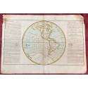Géographie moderne: MAPA DE AMÉRICA GENERAL (América, México, Canadá, Brasil, Perú, Nueva Zelanda Azores).