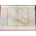Géographie moderne: MAPA DE MÉXICO (América).