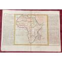 Géographie moderne: MAPA DE ÁFRICA.