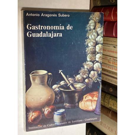 Gastronomía de Guadalajara.