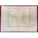 Géographie moderne: MAPA CON LAS ISLAS, CABOS Y PUERTOS DE LOS MARES DE ÁFRICA.