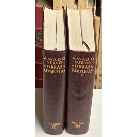 Obras Completas. Edición, estudios y notas de Francisco González Guerrero y Alfonso Méndez Plancarte.