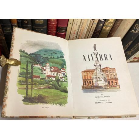 Navarra. (Este libro fue imaginado por Don Félix Huarte y se realiza en su homenaje y recuerdo).