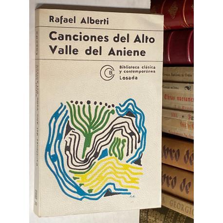 Canciones del Alto Valle del Aniene y otros versos y prosas (1967-1972).